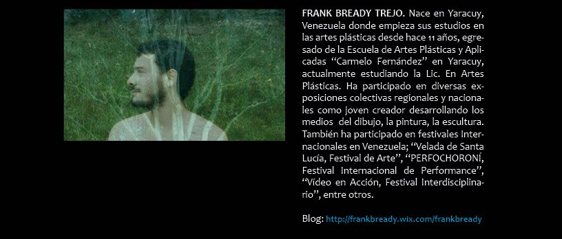 Frank Bready Trejo (en VIVO)